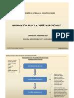 2. Diseño Agronomico_091217