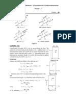 Engg Mechanics Rajasekaran-ch6