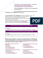 Deutschkurse Fuer Fluechtlinge Und Fluechtlingskinder - Frankfurt
