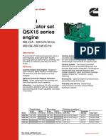 Brosur Generator Set