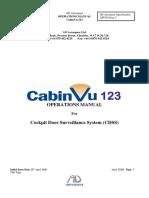 Cabin VU123