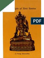 Templeman, D - The origin of the Tara Tantra.pdf