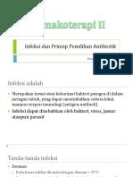 Infeksi Dan Prinsip Pemilihan Antibiotik (1)