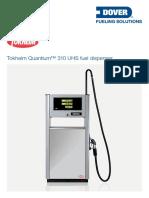 Quantium 310 UHS Brochure AW 2018 DFS Design Update