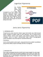 Pengertian Hiperemia