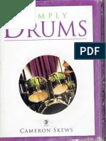 Simply Drums - Book