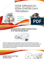 Diagnosis Kerusakan Pada Sistem Starter Dan Pengisian[1]