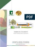 Plantilla Institucional preliminares