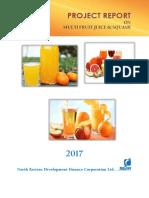 Multi Fruit Juice and Squash