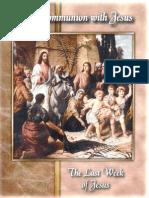 Heart Communion With Jesus