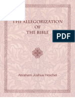 Allegorization of Bible