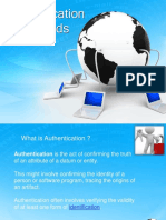authentication methods.ppt