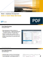 OpenSAP Hana6 Week 1 Unit 2 CDS Presentation