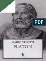 Vegetti, Mario - Quince Lecciones Sobre Platón.pdf