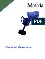 EDU Matilda CharacterPack 2017