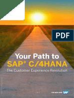 Brochure Your Path to C4HANA