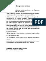Trabalho de Portugês Do Pedro Pereira