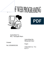 Javascript Programing 1