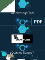 Marketing Plan Cruzmart Producciones