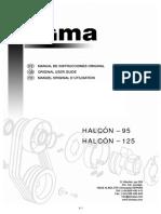 Manual Halcon 95 125
