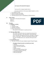 Social Aspect of Personhood Development LP 3