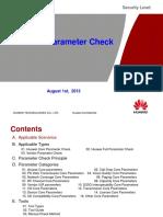 UMTS Full Parameter Check V1