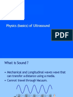 Basics of Ultrasound