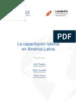 La Capacitación Laboral en América Latina
