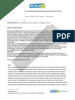 Soluzione traduzione latino simulazione Liceo Classico