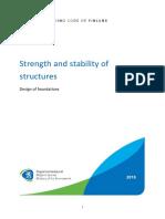 Design of foundations, instructions, 2018.pdf