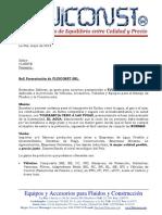 Carta de Presentacion Fluiconst Srl 05