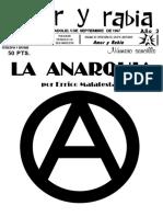 Revista Amor y Rabia Nr. 41 (05.09.1997)