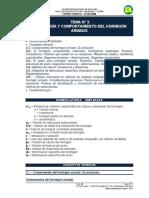 Tema 3 Tecnología y Comportamiento Del Hormigón Armado