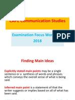2018 Excelsior Communication Studies Workshop (1)