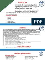 Presentacion Implementacion Proyecto DAS - Planta Zamacola.pptx
