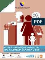 NASILJE Nad Zenama u BiH 2013