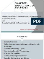1-Introduction to Security