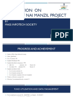 Mass Infotech Society -Nai Manzil
