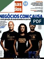 Pequenas Empresas Gdes Negócios Capa São Paulo Sp Mai 2013 n. 292-1-67 à 89