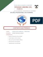 Contrato electrónico