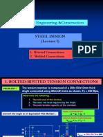Steel Design 1