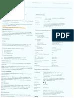 Monxid Data Sheet