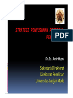 Amir Husni-Strategi Penyusunan Proposal Penelitian