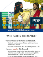 2. Baptism and Temptation of Jesus
