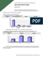Prelucrare si interpretare chestionar proiect parinti1 (1).doc