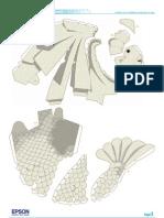 7786284-Papercraft-Merlion-Singapura