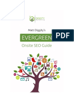 Diggity SEO on Site SEO Guide v1.11
