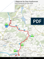 Rallye du Pays Avallonnais - Spéciales 2 et 4