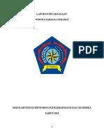 Laporan Pelaksanaan Wisuda 2018