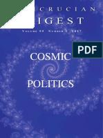Cosmic Politics Digest 2017 No 1 Web Version